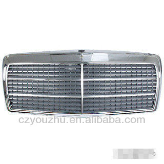 CAR FRONT GRILLE,W201 GRILLE FOR BENZ 190E