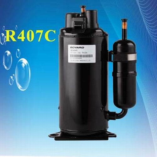 R407C hitachi type ce rohs rotary compresssor for cloth drier mini portable washing machine