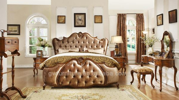 Hand Carved Solid Wood Bedroom Furniture, Hand Carved Solid Wood Bedroom  Furniture Suppliers And Manufacturers At Alibaba.com
