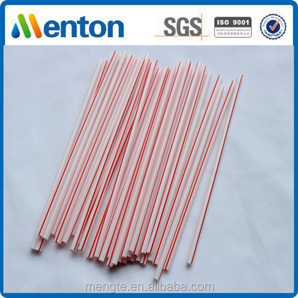 promotional colorful disposable plastic straws wholesaler