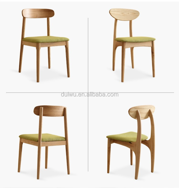 Cheap Wooden Chairs For Sale: Comfortable Hot Sale High Quality Minimalist Design Cheap