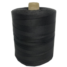 Lianye 1.1mm 3 Strengen Black Polyester/Terylene/<span class=keywords><strong>Dacron</strong></span> <span class=keywords><strong>Draad</strong></span>, Hoge Sterkte, Knooploos