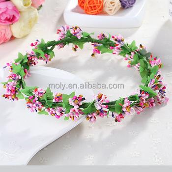beach Garland Buy Headband com Garland plastic Wholesale Plastic - Alibaba Rose Hot Crown Product rose Crown Flower On