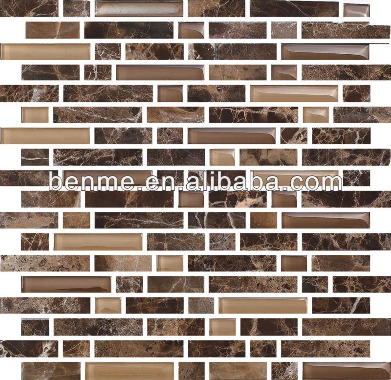 china cermica piedra como cristal mosaico para cocina murales de azulejos de la pared interior