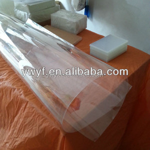 clear pvc sheet,Roll packing