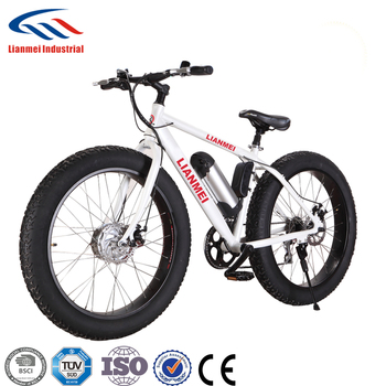 2014 Fat Tire Bike Electric 26 Mountain Bikefat Sand Bikes From