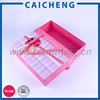 Customized clothing paper drawer box with portable rope