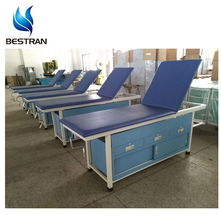 Swell Bt Ea019 Cheap Hospital Furniture Steel Patient Examination Table Clinical Couch Bed With Door Drawers Paper Roller Price Buy Exam Short Links Chair Design For Home Short Linksinfo
