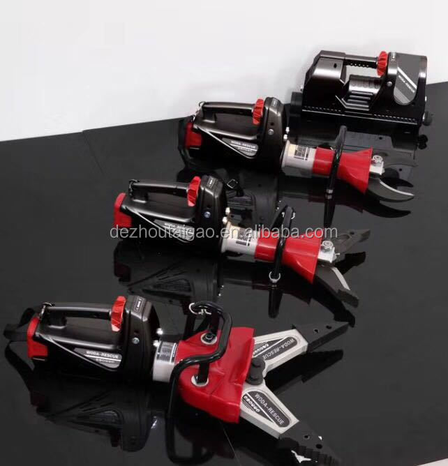 China's high quality manual hydraulic breaking tools, rescue tools