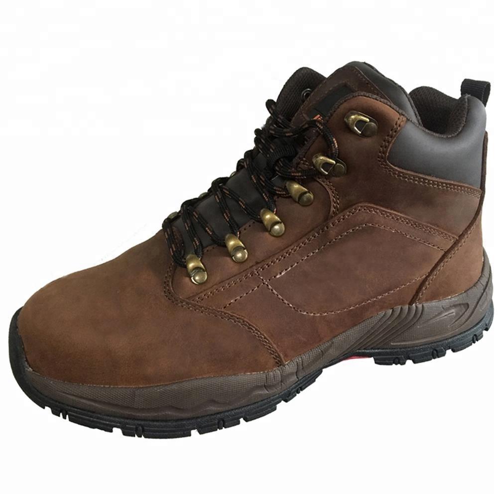 8b4b682a0e China online boa venda sapatas dos homens de inicialização de segurança de  construção ...