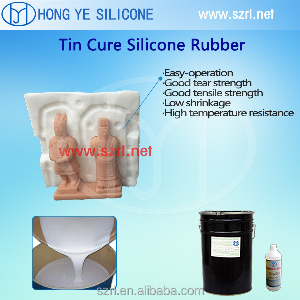 Mold Making Silicone Rubber/ China Leading Liquid Silicone Manufacturer