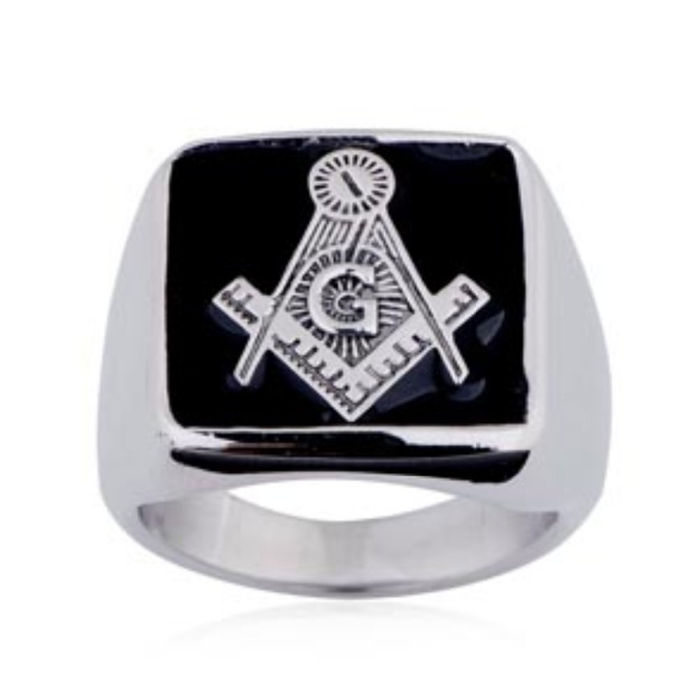 High Quality Antique Masonic Rings Past Master Freemason Ring - Buy Master  Freemason Ring,Master Mason Ring,Cheap Master Mason Ring Product on