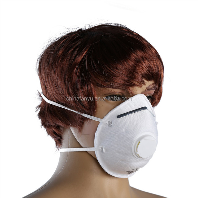 disposable mask virus
