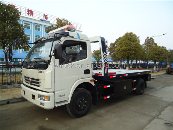 2015 dongfeng cheap flatbed towing tractor wrecker truck for sale buy cheap tow truck for sale. Black Bedroom Furniture Sets. Home Design Ideas