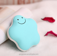 Alibaba express rechargeable hand warmer wholesale reusable electric hand warmer