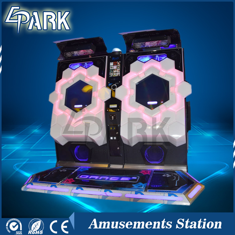 Epark Arcade Amusement <strong>Game</strong>, Dancing Machine , Dancing Machine For Sales