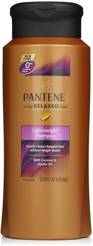 Pantene Pro-V Truly Relaxed Hair Lightweight Shampoo 22.8 Fl Oz
