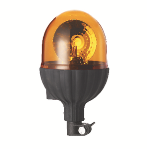 halogen rotating beacon blue red amber beacon warning signal light