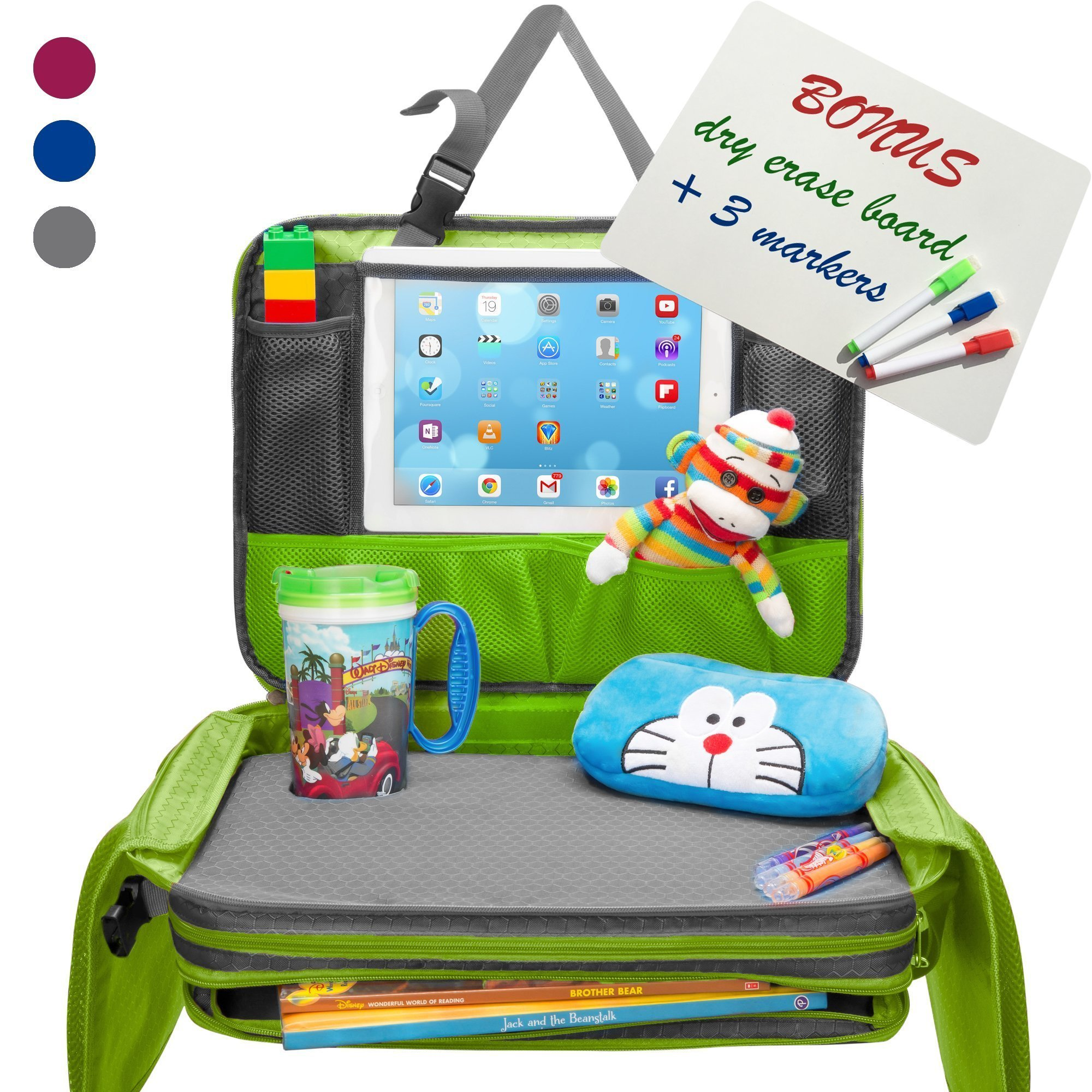 Get Quotations Kids Travel Tray