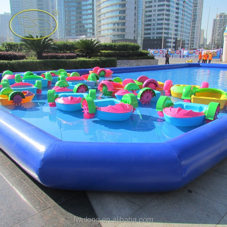 product detail young child use amusement ride best water pedal boat for sale waterpark or pool padal kids
