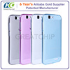 High quality TPU transparent soft cover case for Huawei G7 silicon cose