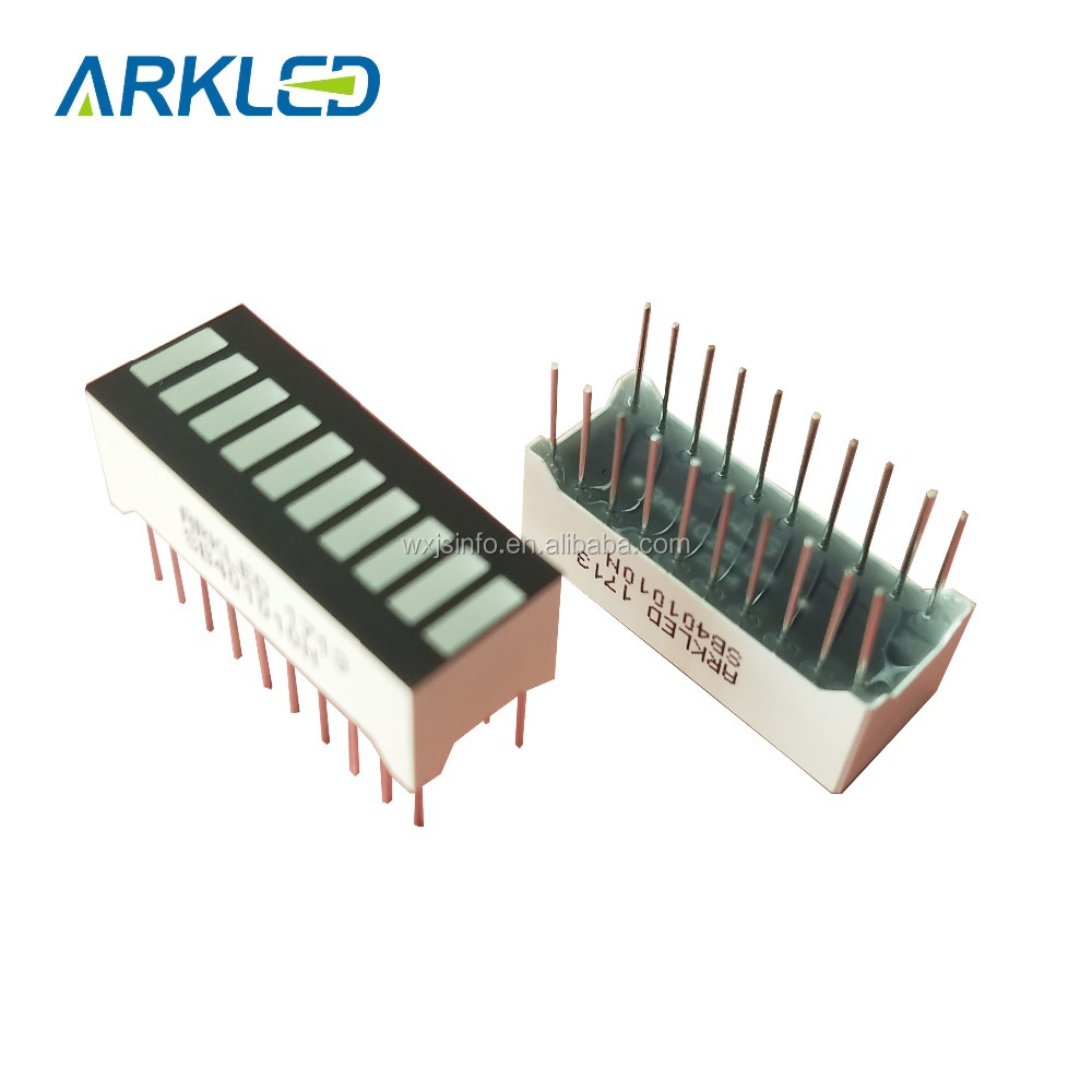 Segment Led Bar Graph Suppliers And 10segment Circuit With An Arduino Manufacturers At