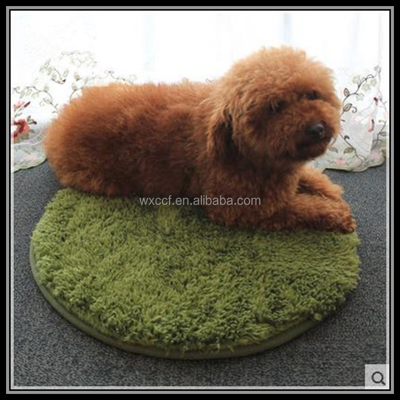Polyester microfiber disposable pet non slip floor mat price