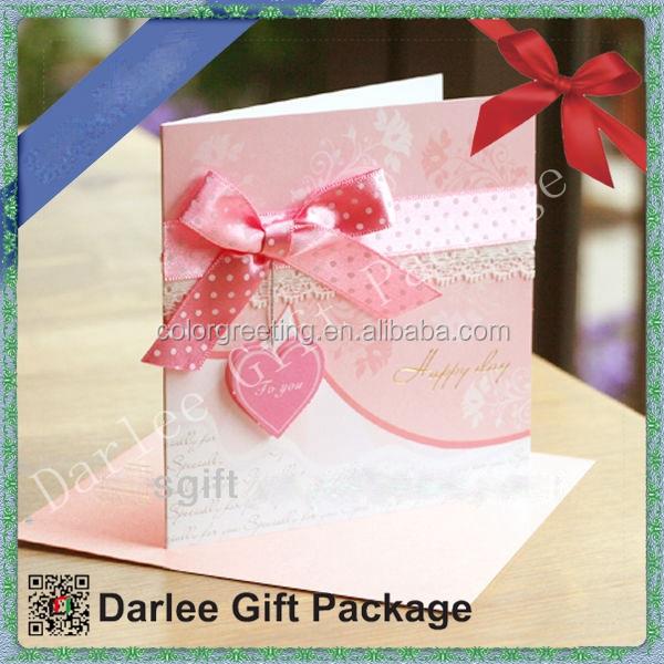Custom Greeting Cards Greeting Card Company Handmade Decoration – Birthday Card Decoration