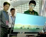 46 inch Clear touch foil 10 points interactive touch foil USB touch film for glass