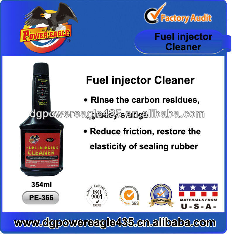 Auto Car Fuel Injector Cleaner 354ml