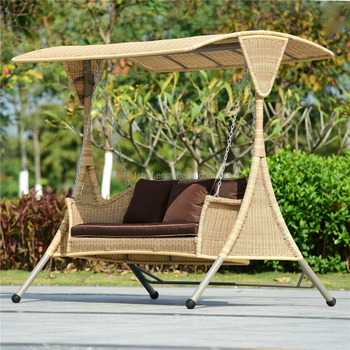 Outdoor Furniture Swing Seat Set, Metal Outdoor Swings For Adults, Garden  Swings For Adults