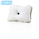 100%polyester ,mesh breathable side,ear-protection pillow