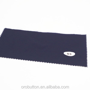 Factory price nylon 380T navy blue fabric