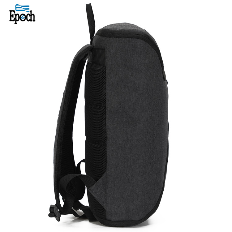 2018 New Design Ultra Thin Outside Charging Flat Usb Laptop Backpack