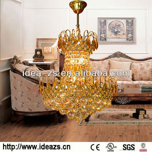 hanging crystal chandelier decorative lighting fixture tiffany style lights