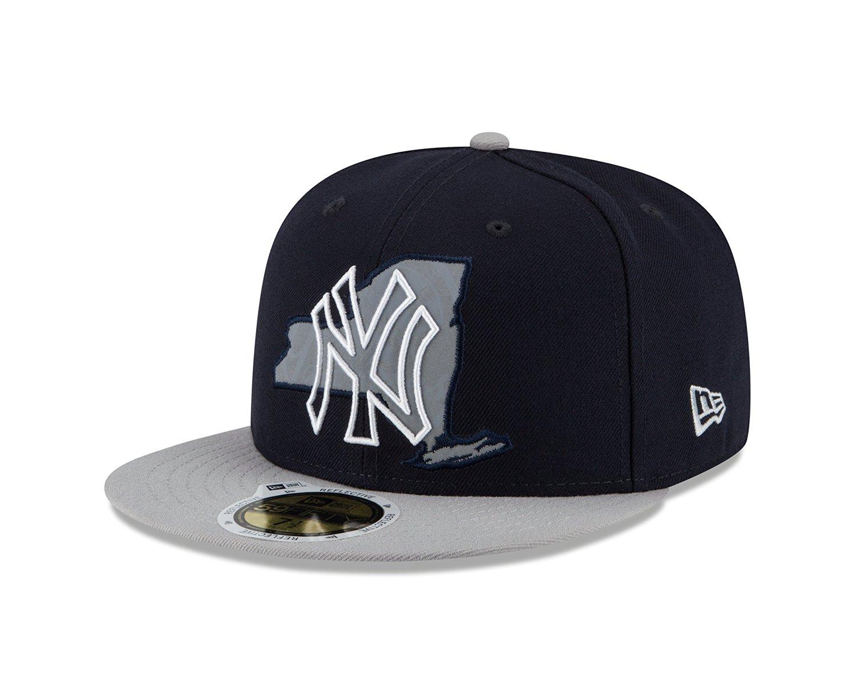 a32045da1e8 New Era New York Yankees State Reflective Fitted Cap