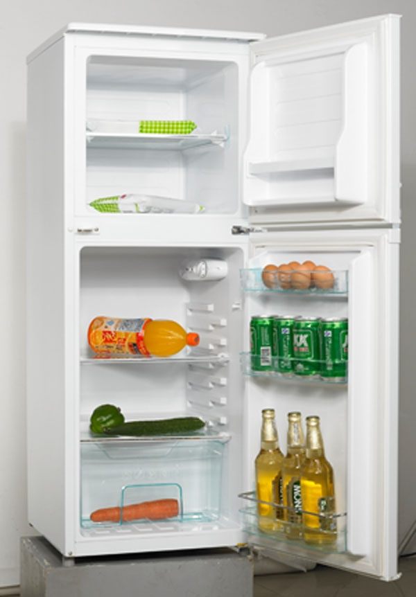 Exceptionnel Double Door Mini Fridge U0026 Home Refrigerator   Buy Refrigerator,Home  Refrigerator,Mini Refrigerator Product On Alibaba.com