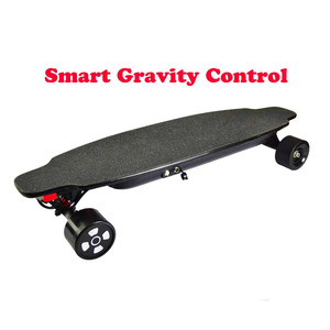 500w e longboard electric skateboard board 1000w dual hub motor waterproof fast smart electric skateboard