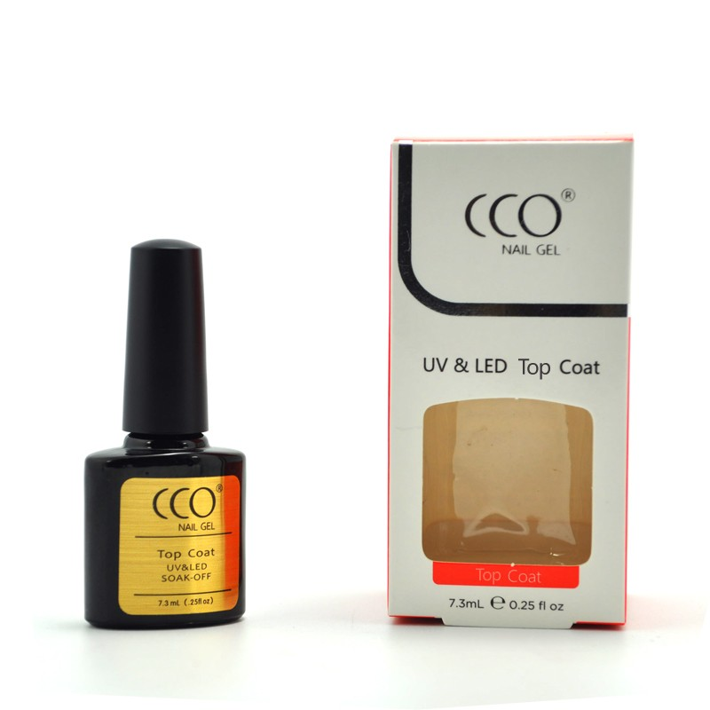 Cco Soak Off Nail Gel Primer For Nails 7.3ml/15ml High Gross Thick ...