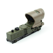 High-<span class=keywords><strong>präzision</strong></span> reflex anblick für <span class=keywords><strong>airsoft</strong></span> Open 4moa red dot