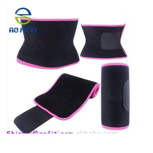 2018 Hot Selling Sports Waist Trimmer Sweat to Slim Belly Wrap