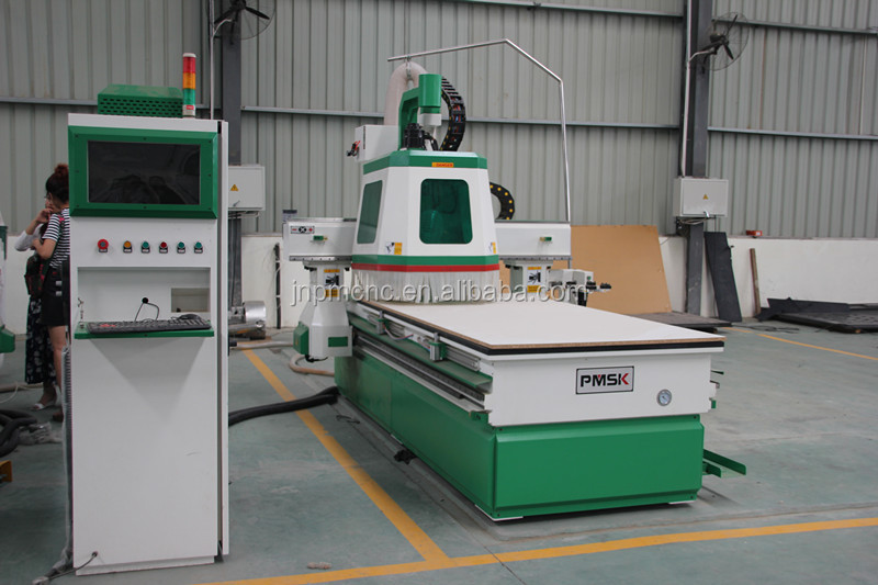 PM 1325 9kw HSD ATC spindle Yaskawa servo system hot selling and good price precision wood cutting sliding table saw machine