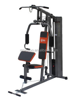 Cheap home gym fitness equipment single station multi gym view