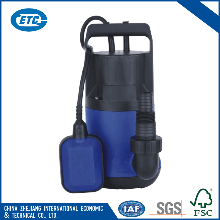 Low pressure 15000l/h electric 110v submersible sump clean water pump