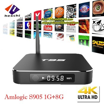 Latest T95 4k Iptv Box Arabic Tv Set Top Box With 5000 International  Channels Android Tv Box T9s Amlogic S905 - Buy Android Tv Box T95,T95 Tv  Set Top