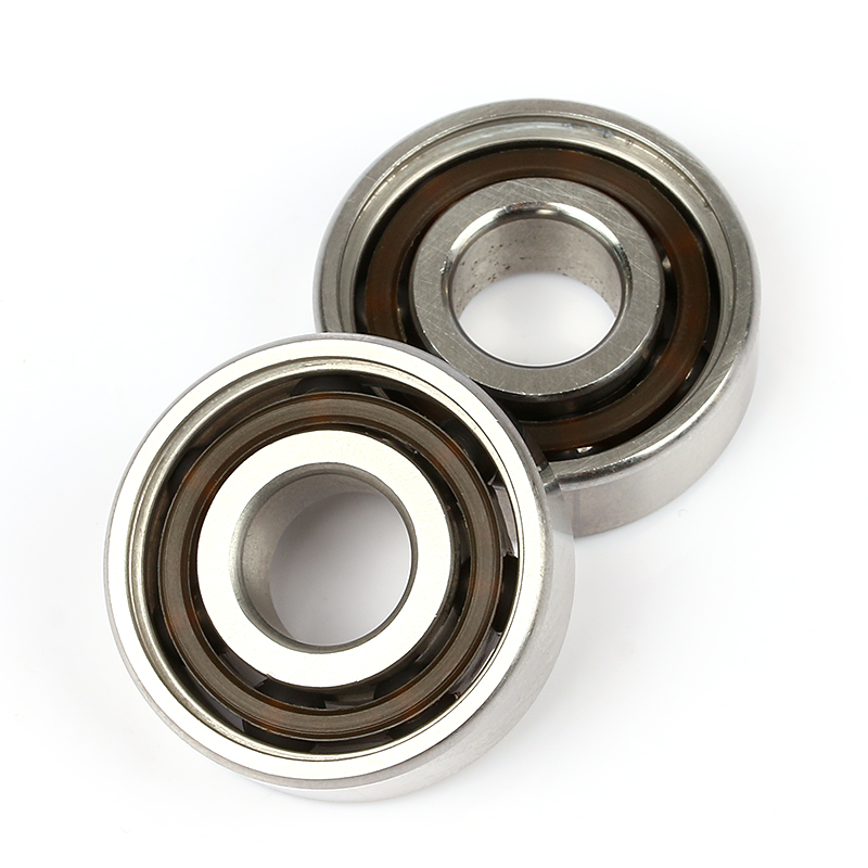 High Stable Baby Stroller Wheel Bearing 6208 2rs Hybrid Si3N4 Ceramic Ball Bearing