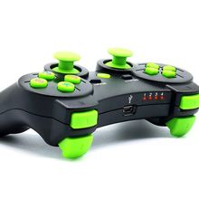 Top Camouflage Wireless Six Axis Joystick For Ps3