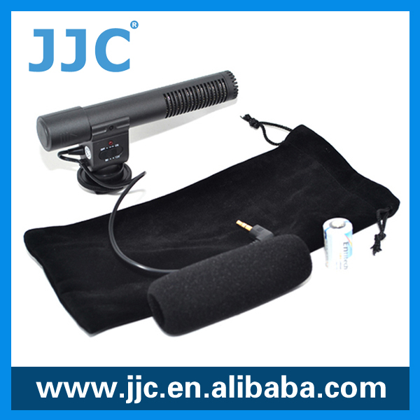 JJC Low interference microphone with usb hub