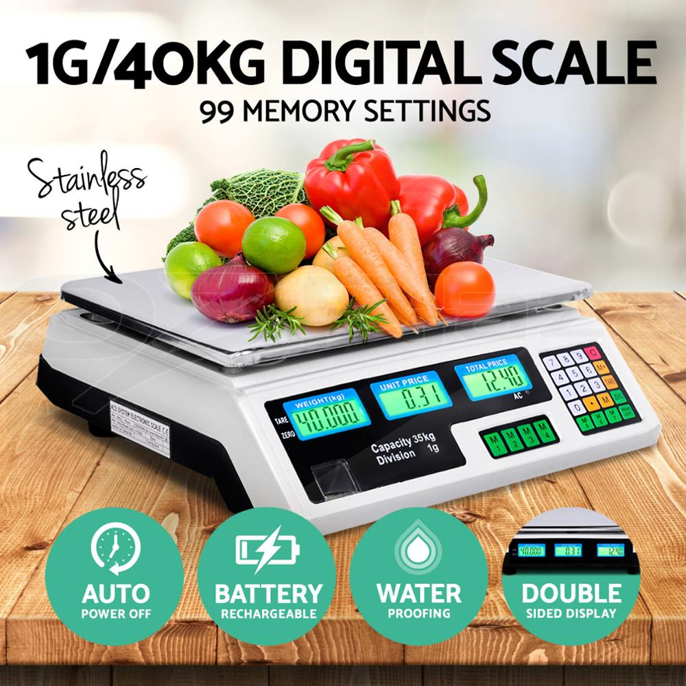 weighing scale price philippines 40kg/5g electronic price computing scale