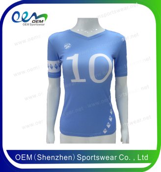 Professional Custom Long Sleeve Women Volleyball Jersey shirt - Buy ... 1b327d909